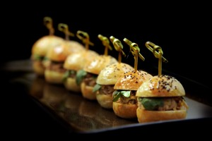 Canapes, Party catering, event catering, wedding catering, wedding venue