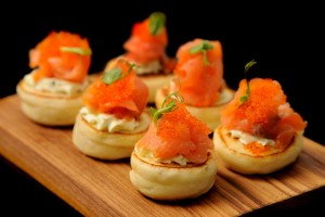 Cocktail catering, canape catering, caviar catering, joondalup catering